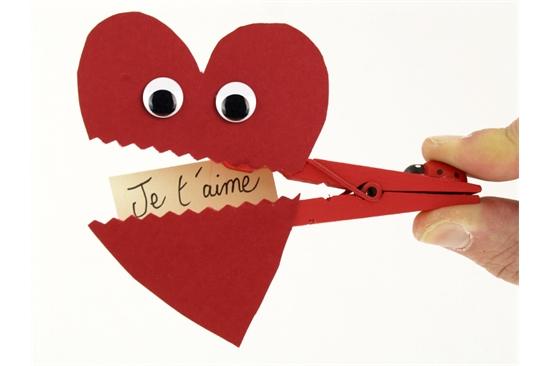 Top 10 des bricolages de st valentin wooloo - Cadre photo pour saint valentin ...