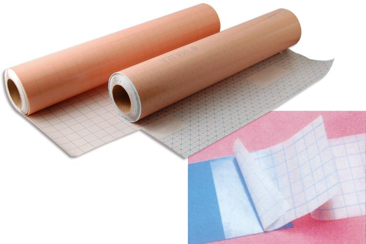 Film plastique auto adh sif simple ou double face sable for Rouleau de papier adhesif decoratif